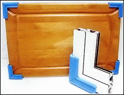 Foam corners bulk, trade frame corner guards