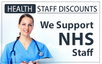 NHS staff discount shceme, special offers