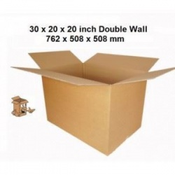 Export Quality Cardboard Boxes 30 x 20 x 20″