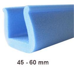 Foam edging 45-60mm 2m U profile