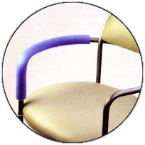 Chair arm and leg protection