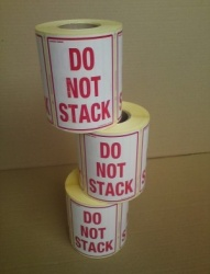 Do-not-stack 1000 warning labels donotstack