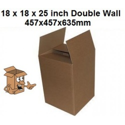 Removal boxes 18x18x25″ tall moving boxes