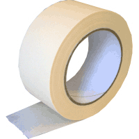 Masking tape 25 rolls in a box