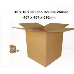 Removal boxes 18x18x20″ large double wall box