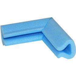 Foam corners 15-25mm safety cushioning