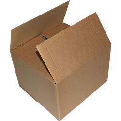 Cardboard boxes single wall 11x10x7inch