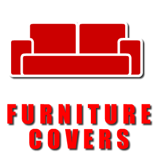 plastic bed covers & settee covers